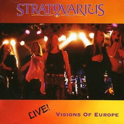Live Visions of Europe