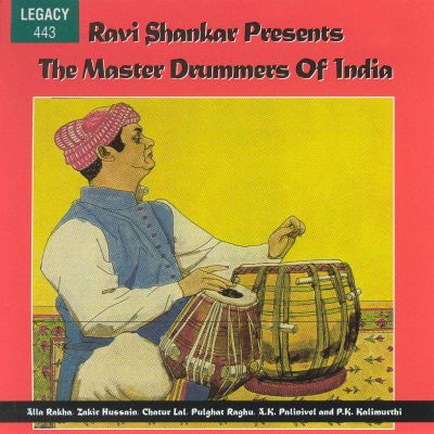 Master Drummers of India