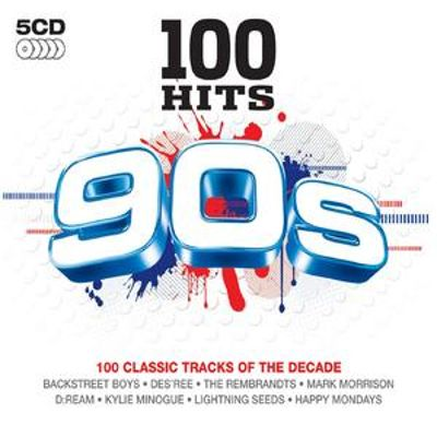 100 hits 90 39 s various artists songs reviews credits for Classic house hits 90 s