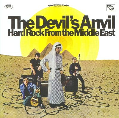 The Devil's Anvil - Hard Rock From The Middle East