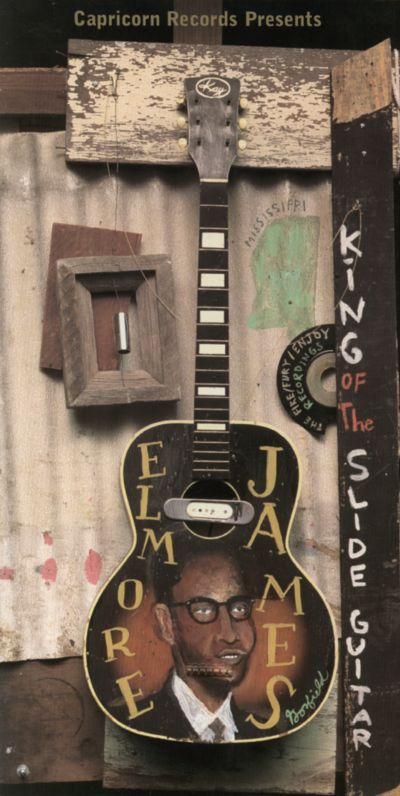 King of the Slide Guitar: The Fire/Fury/Enjoy Recordings