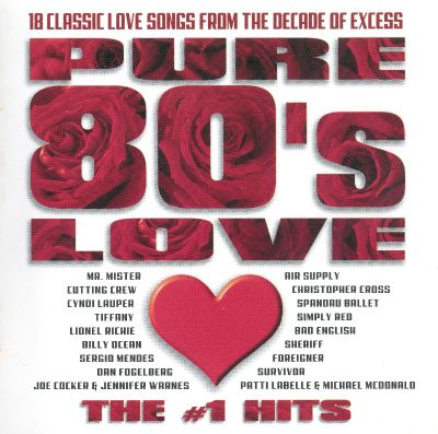 Top love ballads of the 80s