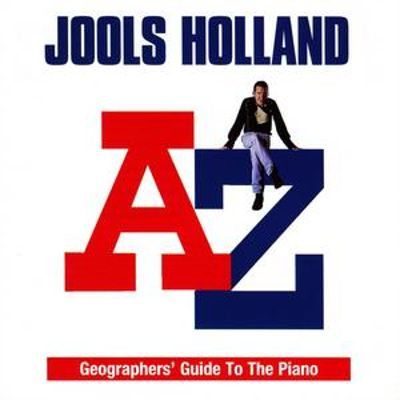 A to Z Geographers Guide to the Piano