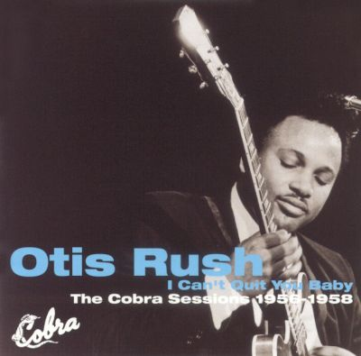Otis Rush, An architect of Chicago blues' West Side sound, whose style combined broodingly intense vocals and sweet, stinging guitar solos.