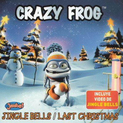 crazy frog christmas song