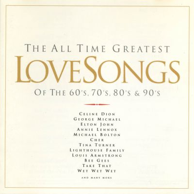 Classic romantic songs of all time