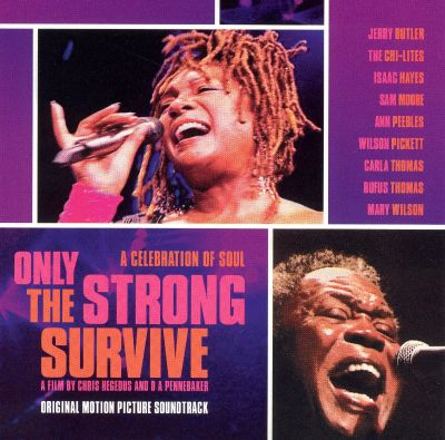 only the strong survive book review