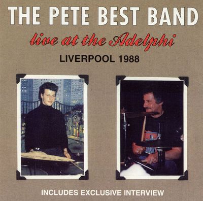 Live at the adelphi liverpool 1988 pete best songs for Best music 1988