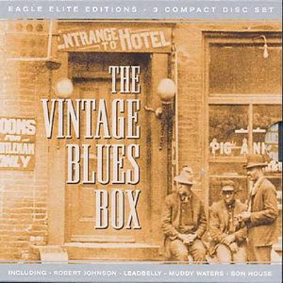 The Vintage Blues Box