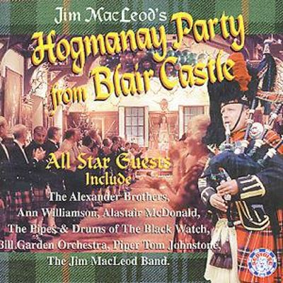 Hogmanay Party from Blair Castle