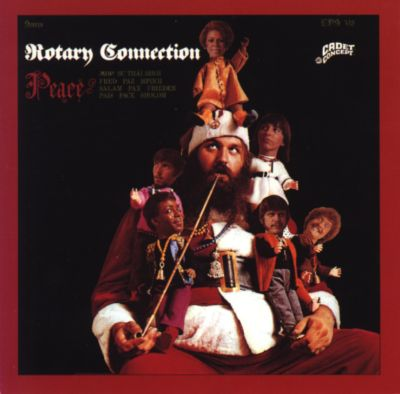Rotary Connection Songs