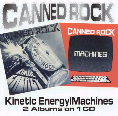 Canned Rock Kinetic Energy
