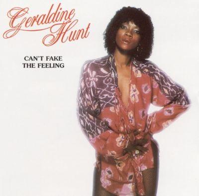Geraldine Hunt — Can't Fake the Feeling (studio acapella)