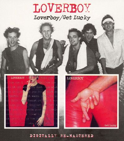 Loverboy get lucky