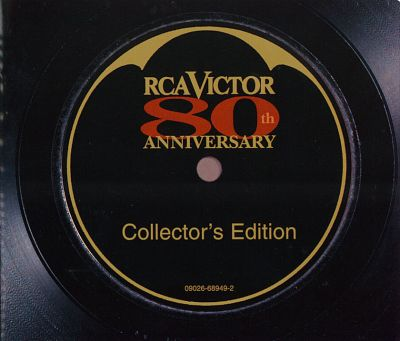 RCA Victor 80th Anniversary [Collector's Edition]