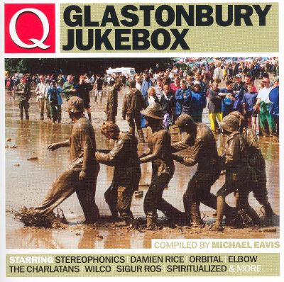 Glastonbury Jukebox