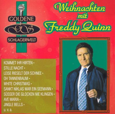 weihnachten mit freddy quinn freddy quinn songs. Black Bedroom Furniture Sets. Home Design Ideas
