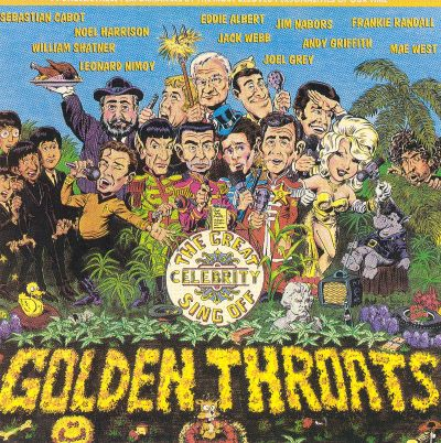 Golden Throats: The Great Celebrity Sing-Off!