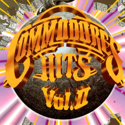 commodores hits vol 2 commodores songs reviews