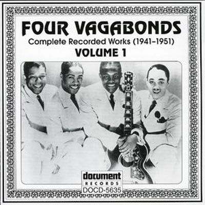 Four Vagabonds, Vol. 1: 1941-1951