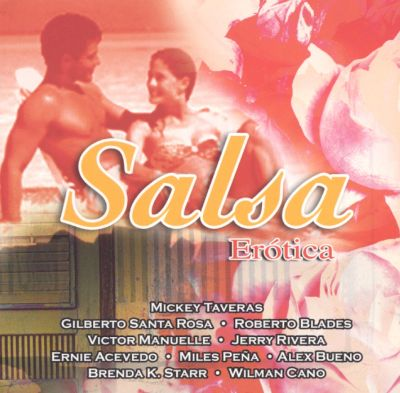 Salsa erotica sony international various artists for Alex bueno jardin prohibido