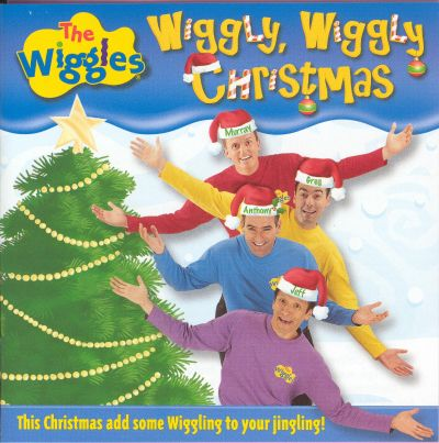 Wiggles Wiggly Wiggly Christmas