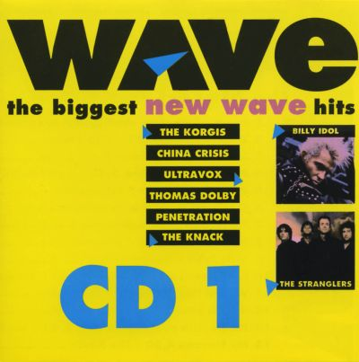 Wave: The Biggest New Wave Hits, Vol. 1 - Various Artists | Songs, Reviews, Credits, Awards ...