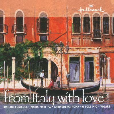 From Italy with Love - Various Artists  Release Info  AllMusic