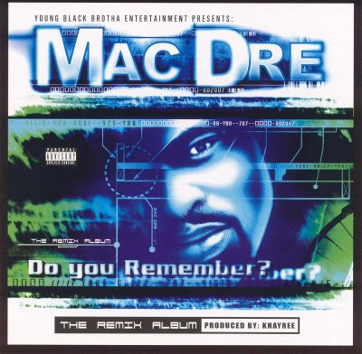 Mac Dre Discography Download