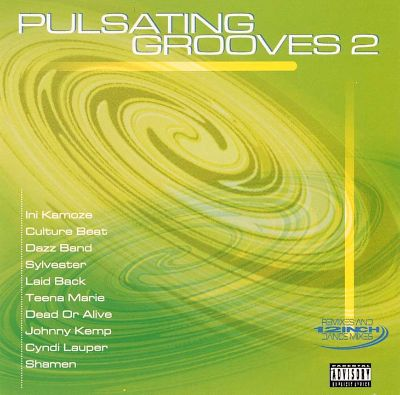 Various - Pulsating Hits - The Best Of Pulse-8 1990 - 1995