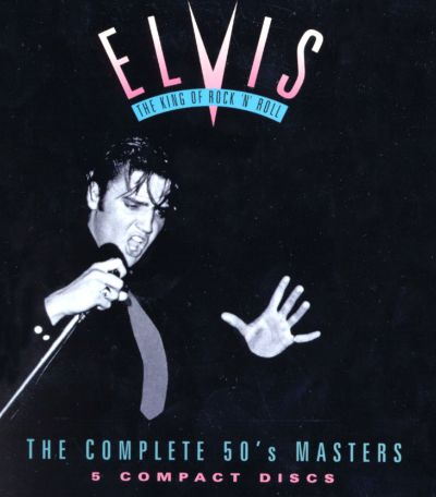 The King of Rock 'n' Roll: The Complete 50s Masters