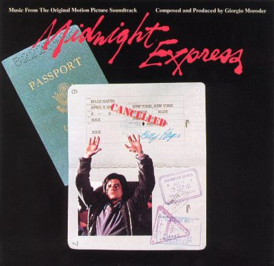 Midnight Express [Original Soundtrack] - Giorgio Moroder ...