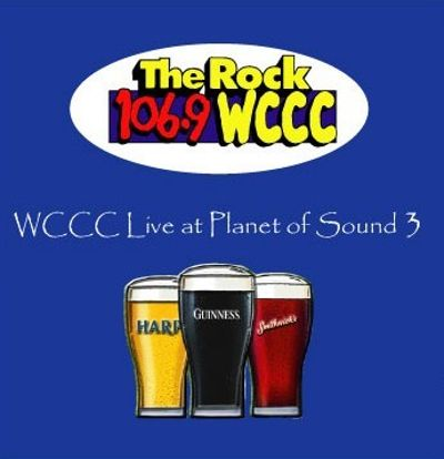 WCCC Live at Planet of Sound, Vol. 3 [f.y.e. Exclusive]