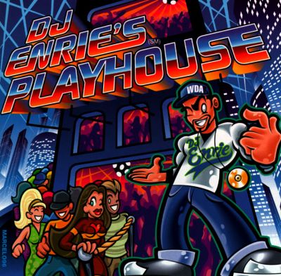 Enrie 39 s play house dj enrie songs reviews credits for Play house music