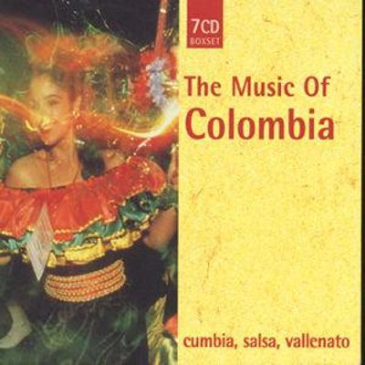 Music of Colombia [Riverboat]