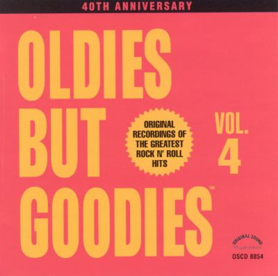 Oldies but goodies vol 4 various artists songs reviews credits