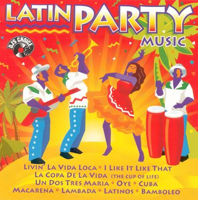 party spanish songs