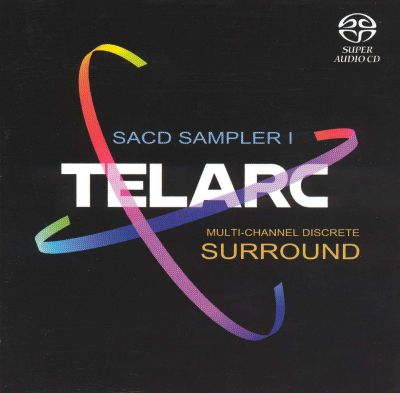 Various Telarc Blues - In Store Sampler