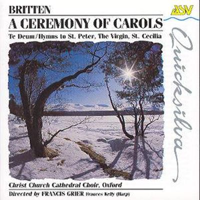 Britten: A Ceremony of Carols, etc.