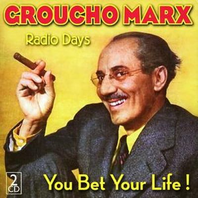 You Bet Your Life - Groucho Marx | Songs, Reviews, Credits