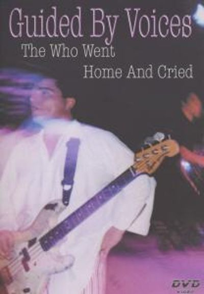 The Who Went Home and Cried
