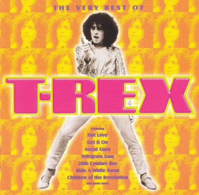 The Very Best of T. Rex [Crimson] - T. Rex | Songs, Reviews ...