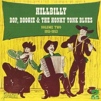 Various - Hillbilly Stomp