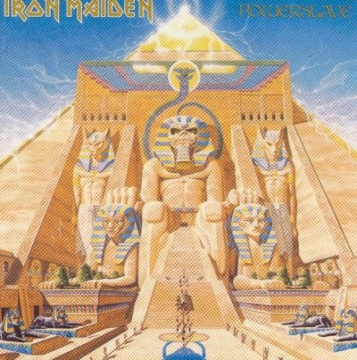 powerslave iron maiden songs reviews credits awards allmusic. Black Bedroom Furniture Sets. Home Design Ideas