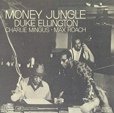 a review of money jungle a jazz album featuring duke ellington Deconstructing money jungle jazz article by graham e  the album money jungle was officially released in  cd/lp/track review duke ellington in coventry by chris.