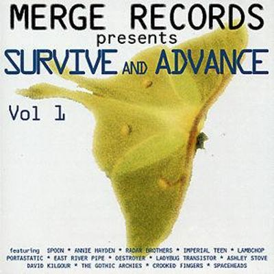 Survive and Advance, Vol. 1: A Merge Records Compilation