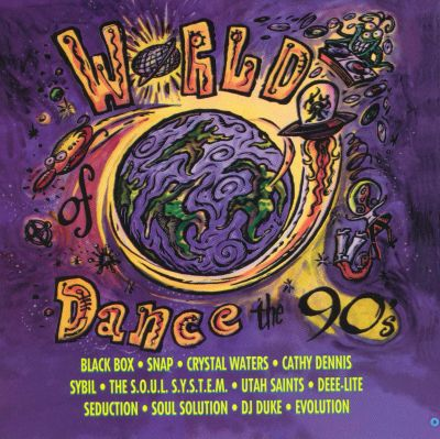 Various World Dance