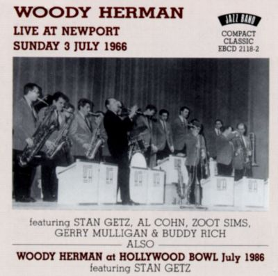 Live at Newport & At the Hollywood Bowl
