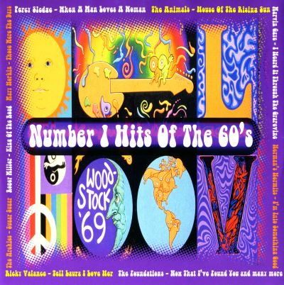 60s decade number 1 hits