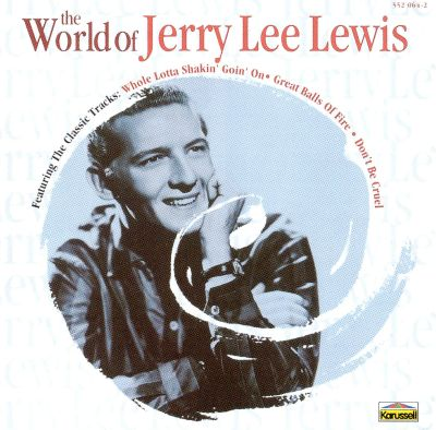 World Jerry World of Jerry Lee Lewis